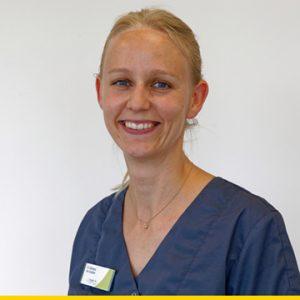 Kinderzahnärztin Dr. Johanna van Sanden - medi+ Mainz